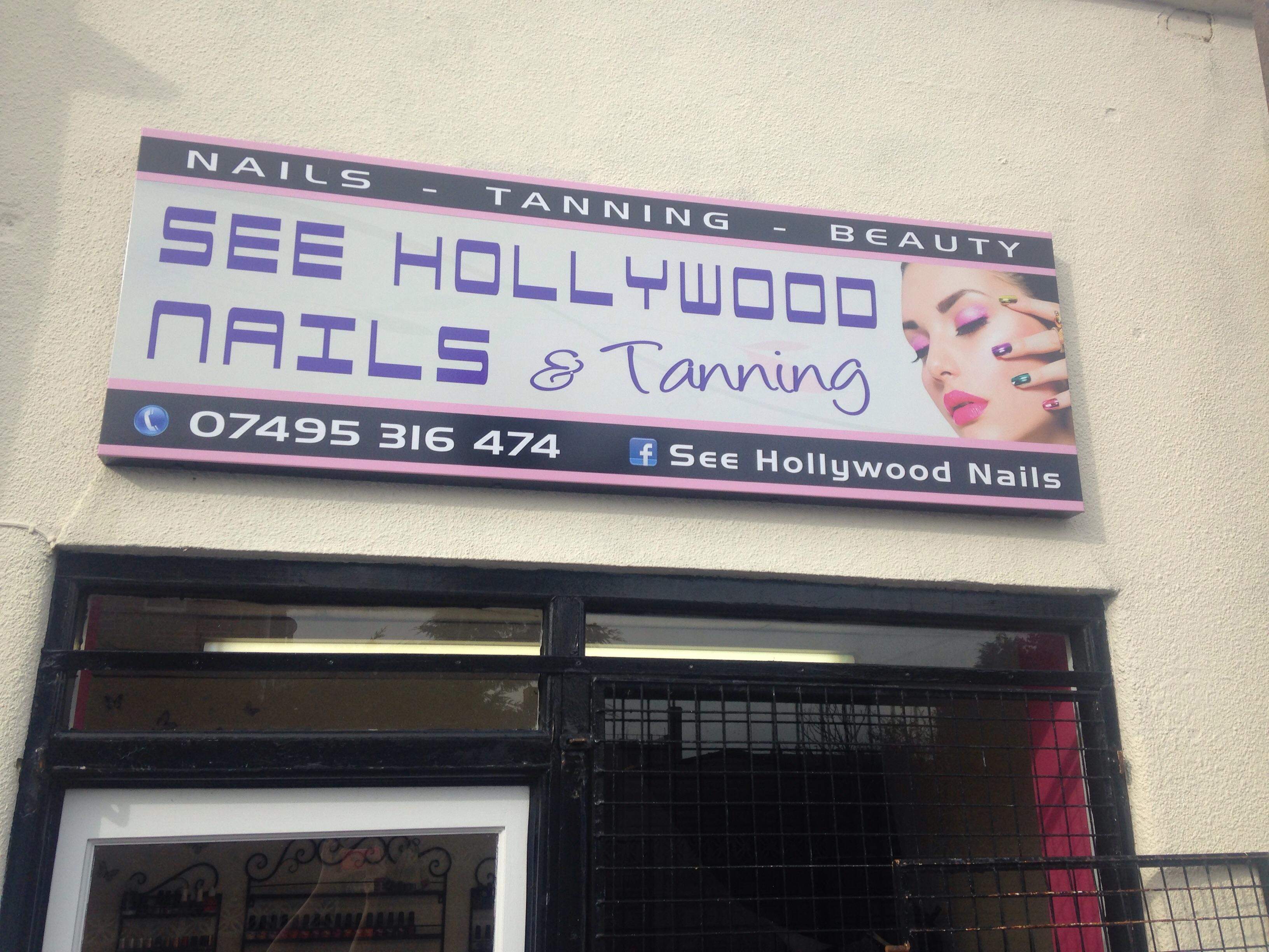 See Hollywood Nails & Tanning