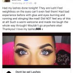 Dont Be Gel Lashes