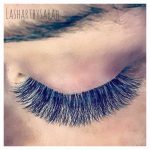 LASH ART BY SARAH